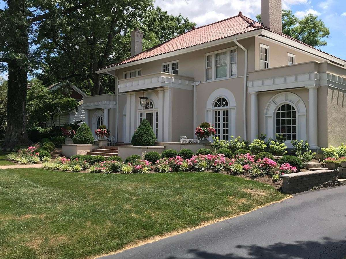 Another Hyde Park residence after we finished